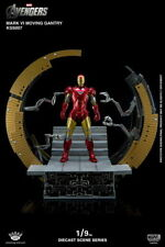 U.S NEW King Arts 1/9 KSS007 Iron Man Mark VI Moving Gantry MK6 n hot toys 6 5