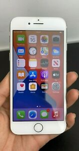 Apple iPhone 8 Unlocked 256GB - Silver - Excellent Condition A Grade