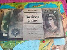 "Vintage Waddingtons Business Game"" Mine A Million"" couple of bits missing 1965"