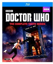 Doctor Who The Complete Tenth Series Season 10 Blu-ray (4-Disc Box Set) New