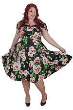 All Seasons Floral Tea Dresses