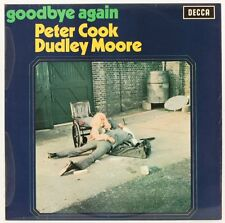 Goodbye Again   Peter Cook And Dudley Moore  Vinyl Record