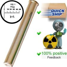 New Soviet Ussr Personal Dosimeter Id 1 Radiometer Counter Radiation Detector