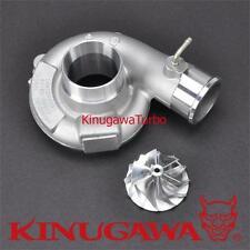 Kinugawa Turbo Compressor Housing + 20T Billet Wheel Upgrade SUBARU TD04L-13T
