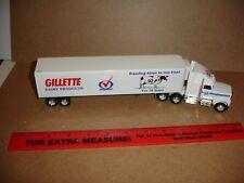 1/64 Ertl Tractor Trailer Semi  - Gillette, International Cab