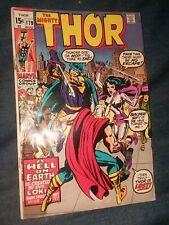 Thor #179 Marvel Comics Bronze Age VG lot run set movie Ragnarok collection