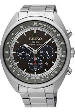 SEIKO SSC621P1,Men's solar chronograph,stainless steel case,date,100m WR,SSC621