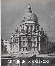 Michele Marieschi. Settembre-ottobre 1966. Galleria Lorenzelli. MB12