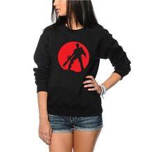 Evil Dead Jumper - Womens Black Geeky Sweatshirt - Unisex Sized