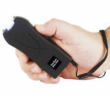 Master Runt Stun Gun 80 MILLION Volts NEW Flashlight Self Defense RESTRICTED _{.