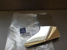 Genuine Mercedes-Benz R107 SL C107 SLC  Seat side panel chrome LH A1079131328