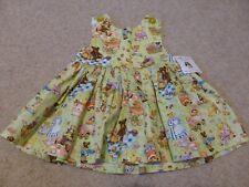 Cornish Kiddies Handmade New Toddlers Dress Age 0-6 Months