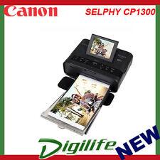 Canon SELPHY CP1300 Mobile Printer - Black