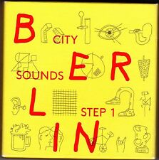 Berlin - City Sounds Step 1 - Various Artists - CD (6 x CD + Booklet Box Set)