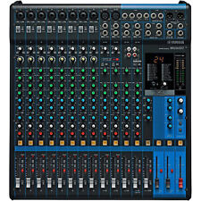Yamaha MG16XU Analog 16-Channel Mixing Console w/ Built-In SPX Effects
