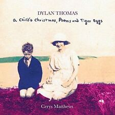 Cerys Matthews - Dylan Thomas a Child's Christmas Poems and Tiger Eggs CD