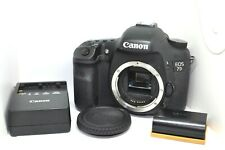 Canon EOS 7D 18.0MP Digital SLR Camera - Black (Body Only) Excellent+++ Japan