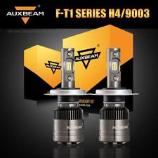 AUXBEAM F-T1 H4 9003 HB2 HS1 70W 7000LM Car Motorcycle LED Headlight Canbus Bulb