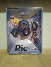 Rio 600 32Mb Vintage Purple/Blue Digital Audio Media Player Factory Sealed