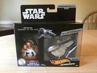 ETA-2 Jedi Starfighter - Star Wars Commemorative Starships - Hot Wheels (2019)