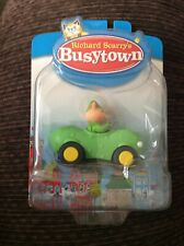New Richard Scary'S Busytown Pickle Car About 3 Inches Long