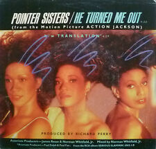 7 Pointer Sisters he Turned Me Out (OST Action Jackson)