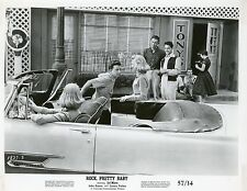 SAL MINEO JOHN SAXON LUANA PATTEN ROCK PRETTY BABY 1956 VINTAGE MOVIE STILL N°1