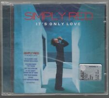 SIMPLY RED IT'S ONLY LOVE CD F.C. SIGILLATO!!!