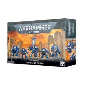 Warhammer 40k Space Marine Terminators - Multi Choice Bits