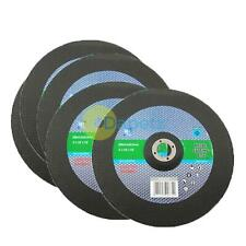 "10 x High Quality 230mm 9"" inch Metal Cutting Discs for Angle Grinder"