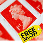 FIRST 1ST CLASS STAMPS SECURITY TAGGED ROYAL MAIL HIGHEST QUALITY FREE DELIVERY