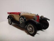 DDR GDR VEB ESPEWE 523 1/50 OLDTIMER Simson Supra 8/40 1925 open