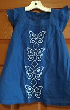 Gymboree butterfly batik dress size 6-12 mos. nwt