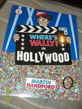 WHERE'S WALLY? IN HOLIWOOD BOOK 4