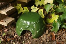 Ceramic Wildlife Toad Frog House. Toad Hoose. Decorative Garden Allotment. NEW
