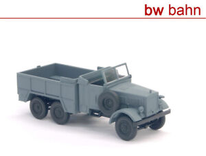 Artmaster 1:87 88.201 Unit Diesel Truck Armed Forces WWII - Finshed Model