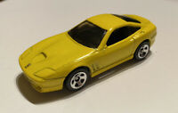 2002 Hotwheels Ferrari 550 Maranello Yellow 5 Pack Release! Mint! Very Rare!
