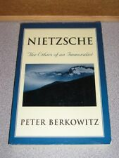 NIETZSCHE Ethics of Immoralist - Berkowitz Harvard 1996