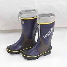 Mens Waterproof Rain Hunting Non Slip Fishing Boots Shoe Rock Spike FishingBoots