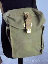 British Military LII Light MKII Gas Mask / Respirator Haversack / Case  / Bag