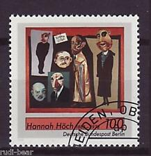 Berlin Nr.  857 gest.  Hanna Höch  Malerin  Gemälde Die Journalisten   -2