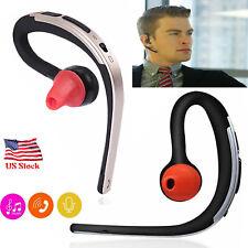 Wireless Bluetooth Headset Ear Hook Earphone Earbud For Samsung S10 S20 Lg Ios