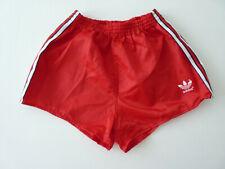 ADIDAS NEU Glanz Nylon Shorts Sprinter Hose Vintage Sporthose 176 Beckenbauer
