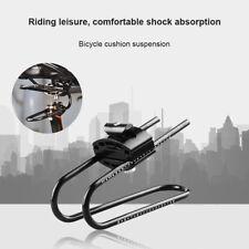 Saddle Suspension Device Shock Absorber Mountain Bike Alloy Spring Steel Boned