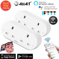 2 IN 1 Wireless Smart Plug WiFi Sockets Power Socket Amazon Alexa / Google/IFTTT