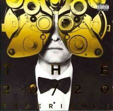 Justin Timberlake The 20/20 Experience -2 of 2 CD