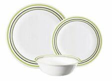 Correlle Garden Sketch Bands 12 Piece Dinner set Tablewear 1117530