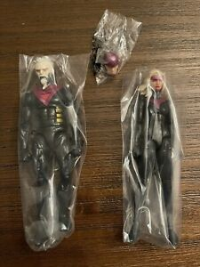 Marvel Legends Haslab Bastion w/ Extra Head & Female Prime Sentinel NEW IN HAND
