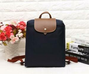 Longchamp Le Pliage Nylon Backpack Authentic new Navy Blue Bag