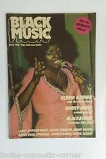 Black Music Northern Soul Magazine June 1975 Vol. 2 / Issue 19